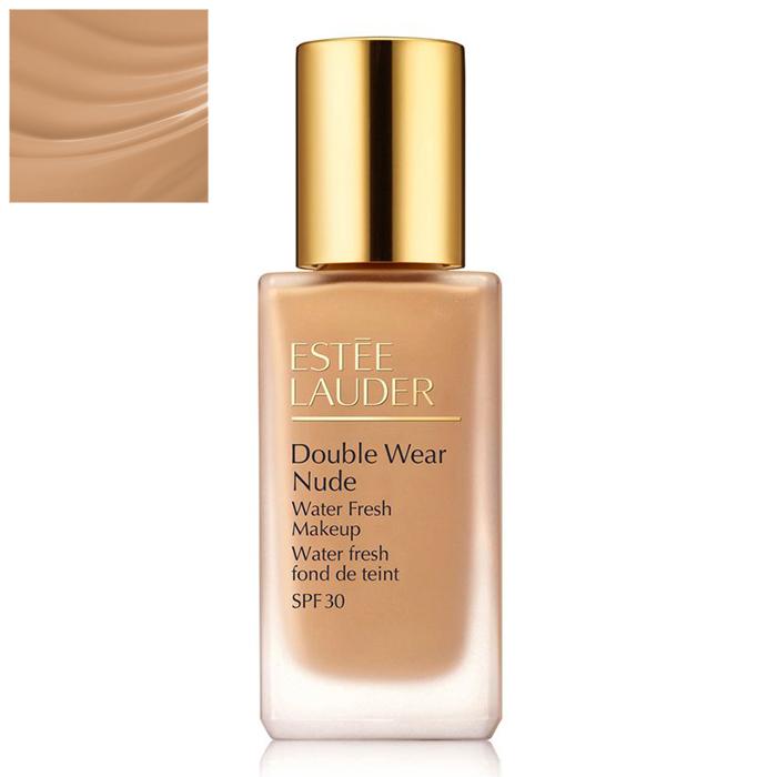 ครีมรองพื้น [Estee Lauder] Double Wear Nude Water Fresh Makeup SPF 30/PA++ #3W1 Tawny 30 ml.