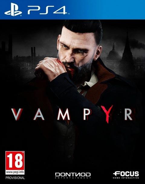 PS4- Vampyr