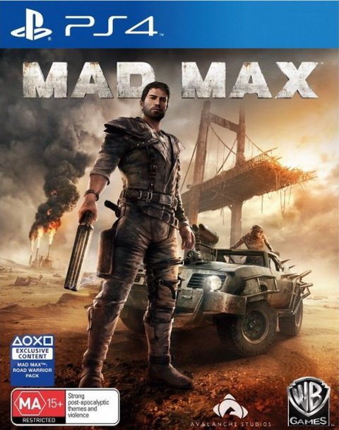PS4- Mad Max