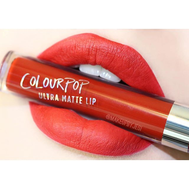 colourpop ultra matte lip สี silhouette