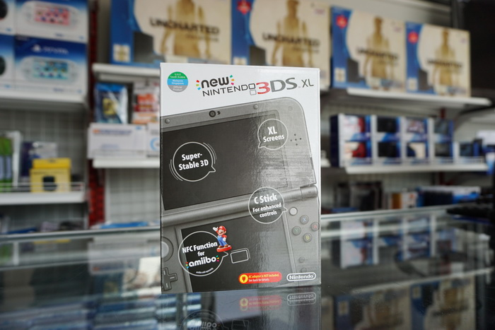 New Nintendo 3DSXL ( Black )