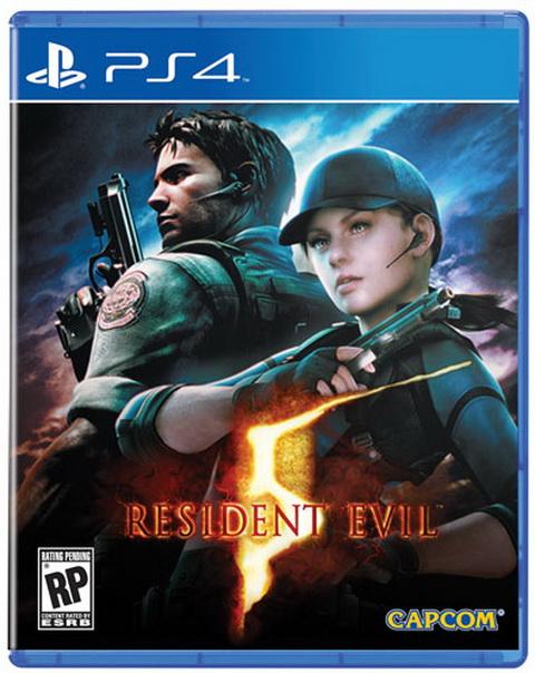 PS4- Resident Evil 5