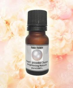 Pearl powder Japan Brightening ผงไข่มุกน้ำจืด บำรุงล้ำลึกฟื้นฟูผิวหน้าขาวสว่างกระจ่างใส