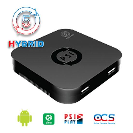 PSI O5 HYBRID ANDROID INTERNET ให้คุณมากกว่าการดูทีวี ส่งฟรี EMS