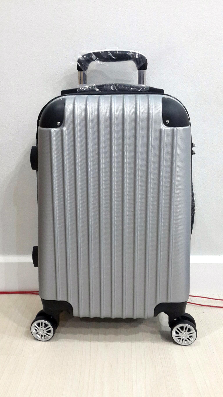 """กระเป๋าล้อลาก - Trolley Bag 20"""" Model : RA-808 Silver"""