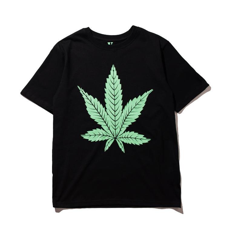 เสื้อ VLONE x Big Leaf T-Shirt A$AP
