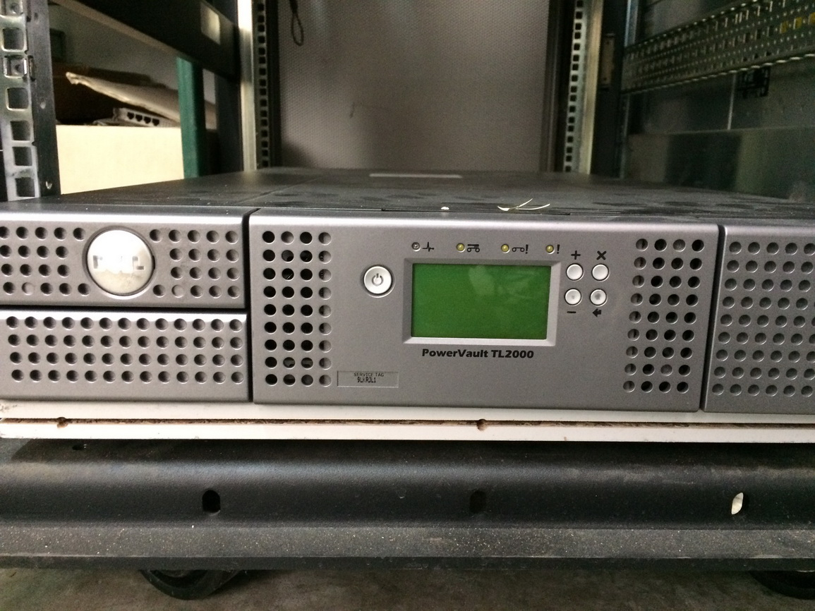 Dell PowerVault TL2000