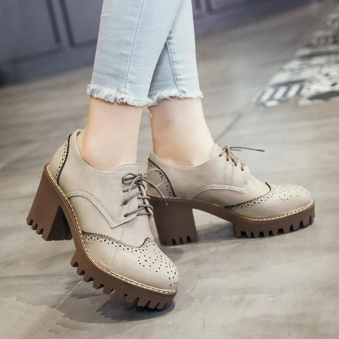 Preorder รองเท้าแฟชั่น สไตล์เกาหลี 33-43 รหัส 9DA-5521