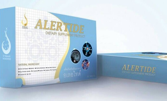 Alertide อเลอไทด์ 30 แคปซูล
