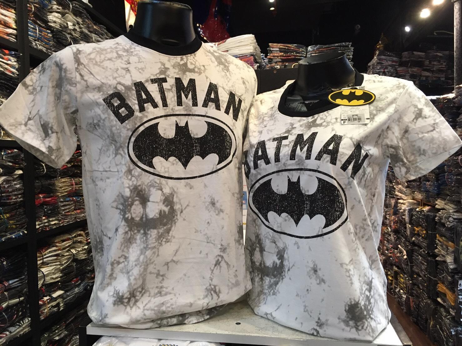 แบทแมน สีขาว (Batman logo loft)