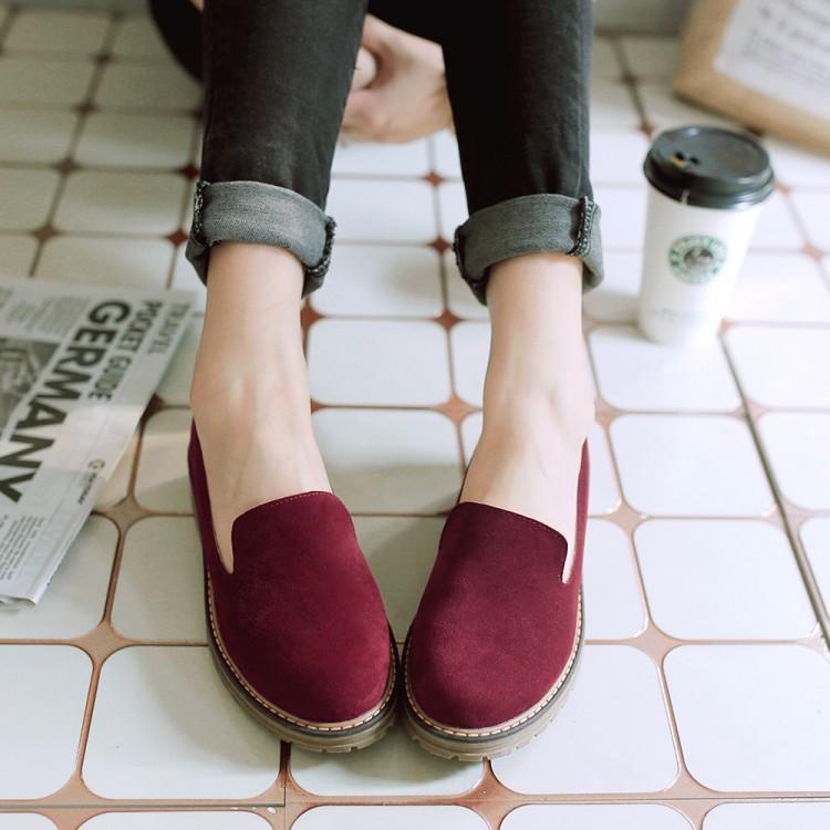Preorder รองเท้าแฟชั่น สไตล์เกาหลี 33-43 รหัส 9DA-2770
