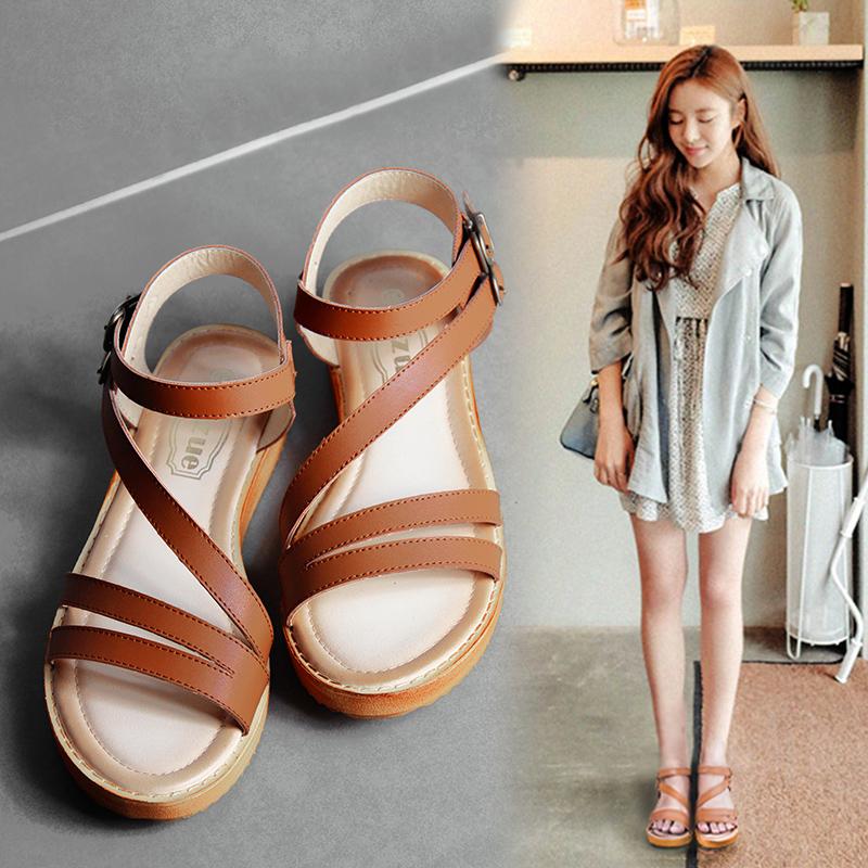Preorder รองเท้าแฟชั่น สไตล์เกาหลี 34-42 รหัส 914-7861