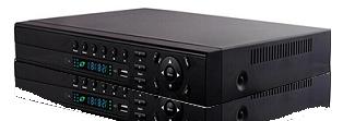 NVR 1016 มีปุ่มกด (พร้อมรีโมท)