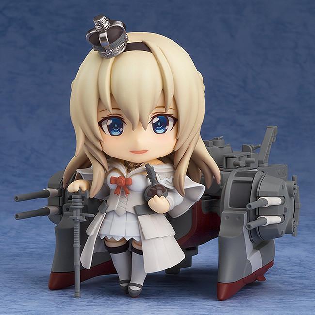 Nendoroid Warspite