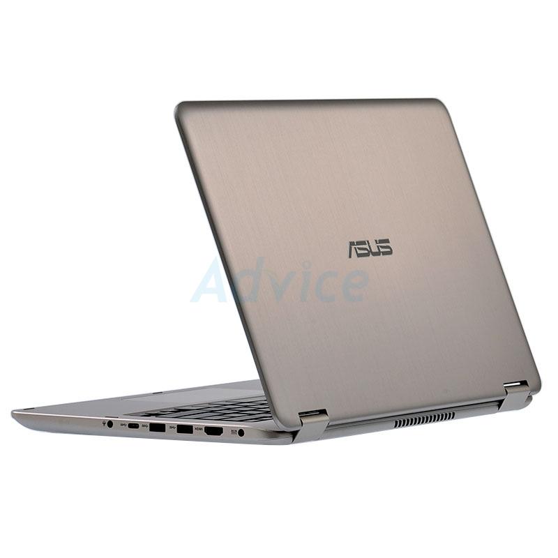 Notebook Asus VivoBook Flip TP301UJ-C4059T (Gold) Touch