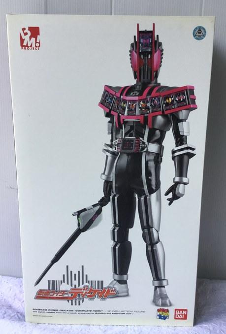 PBM Kamen Rider Decade Complete Form มือสอง