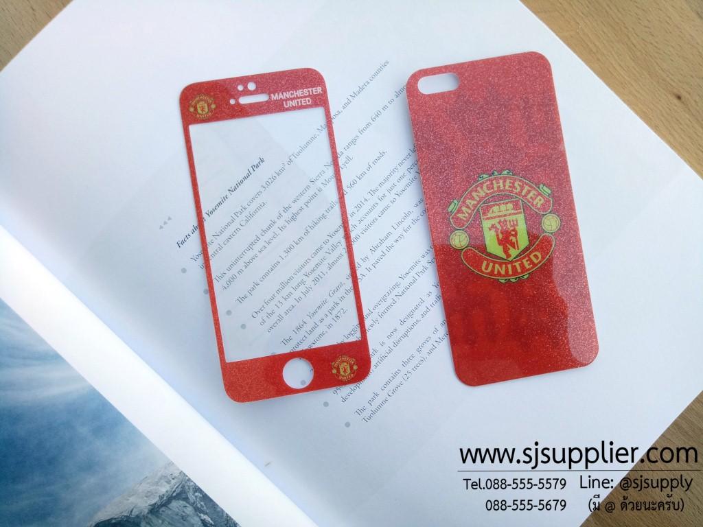 ฟิล์มแฟชั่น iPhone5/5s/SE แมนยู