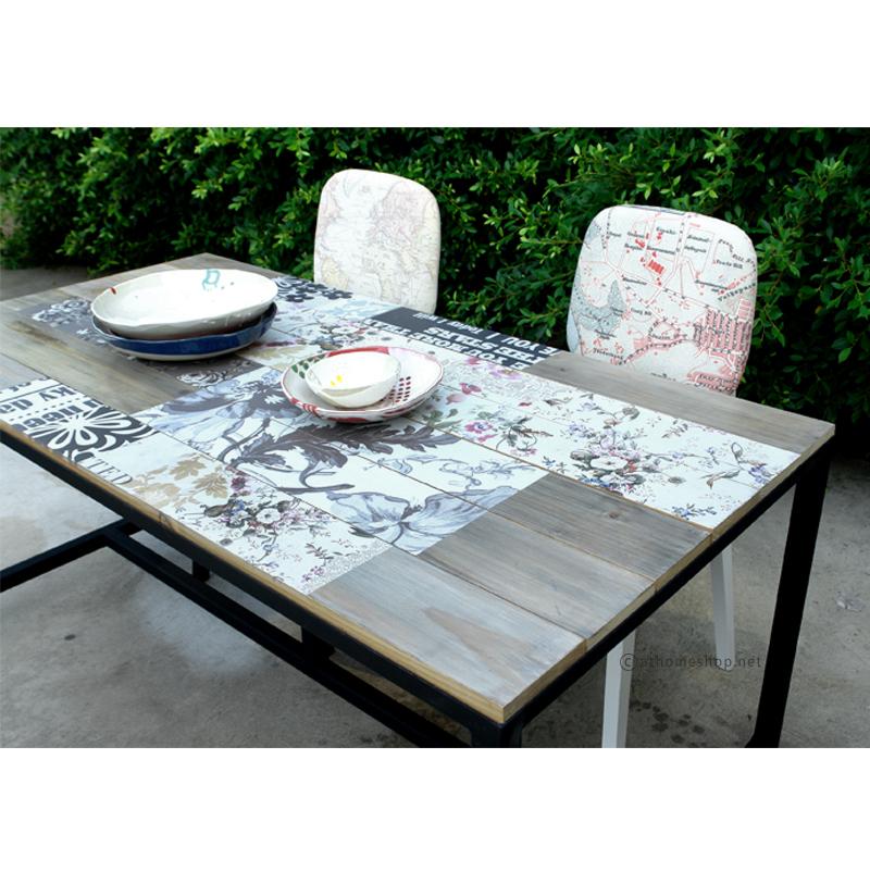 โต๊ะกินข้าว 4 ที่นั่ง รุ่น More Time / Dining Table