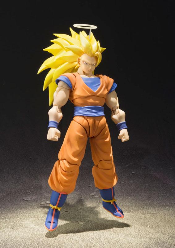 พร้อมส่ง S.H. Figuarts Super Saiyan 3 Son Goku