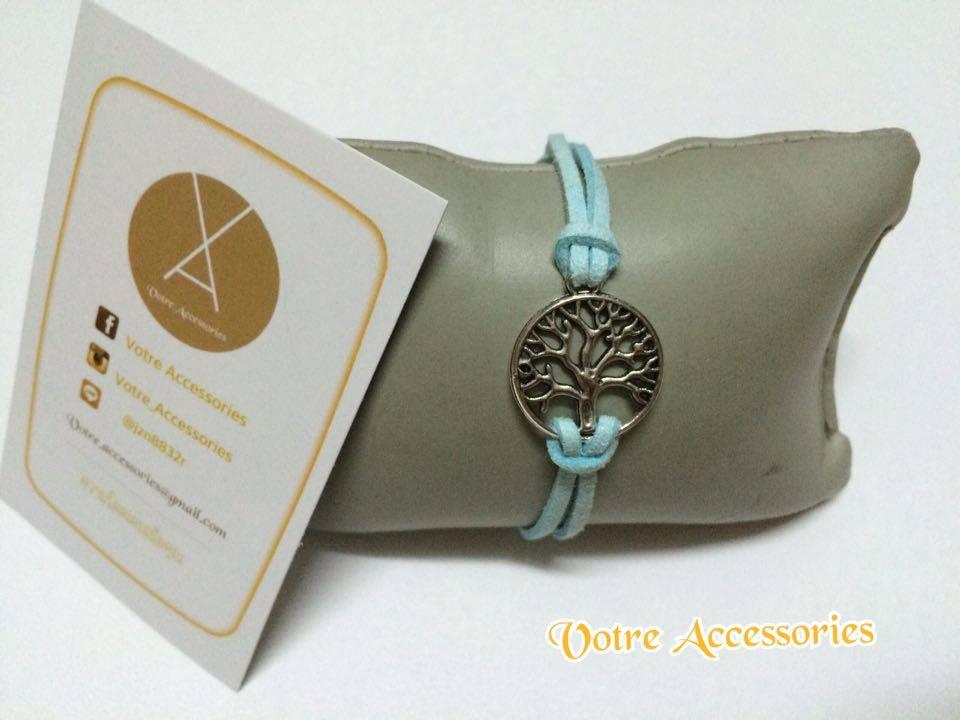 Life tree handmade bracelets