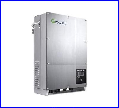 อินเวอร์เตอร์ โซล่าเซลล์ Growatt 10000-UE (Grid-Tie Inverter)