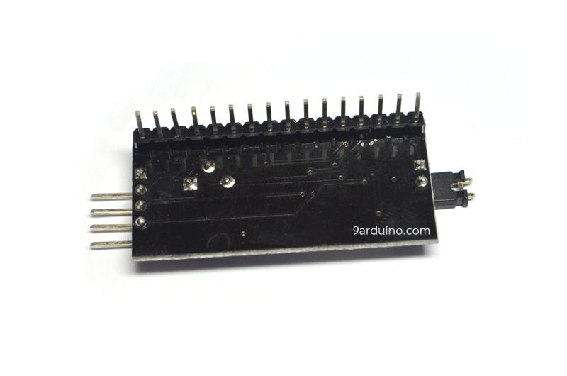 LCD IIC I2C Arduino