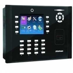 เครื่องทาบบัตร คีย์การ์ด ควบคุมประตู ZK S880 พร้อม Access Control System