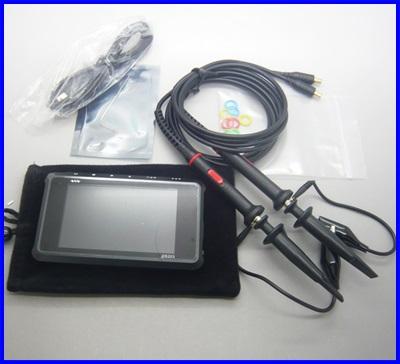 ดิจิตอล ออสซิลโลสโคป DS203 Pocket Digital Oscilloscope 4 CH