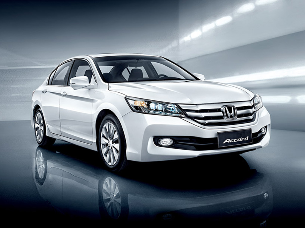 HONDA Accord NEW 2015