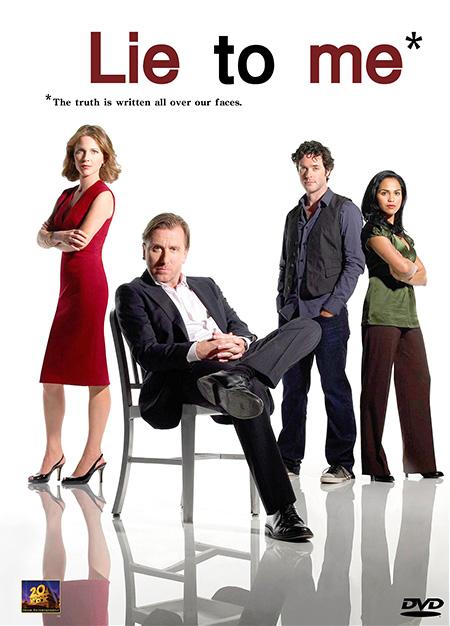 Lie To Me Season 1 / บริษัทรับจ้างจับผิด ปี 1 / 3 แผ่น DVD (บรรยายไทย)