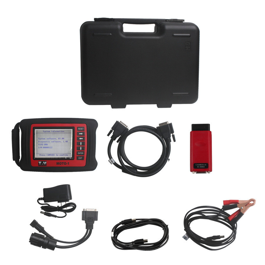 แบบส่งเร็วADS Motorcycle Diagnostic Scanner For BMW MOTO Covers C F G H K and R Series Vehicles