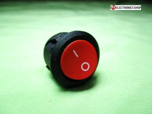 สวิทช์ ปิด-เปิด ไฟ สำหรับยึดแท่น หรือกล่องเอนกประสงค์