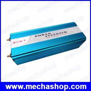 อินเวอร์เตอร์ โซล่าเซลล์ Power Inverter 24V 3000 watt pure Sine - Wave Inverter Power that really moves BEP3000S