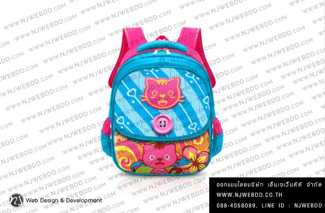 รับออกแบบลายกระเป๋า v.1 ออกแบบลายกระเป๋า น่ารักๆ