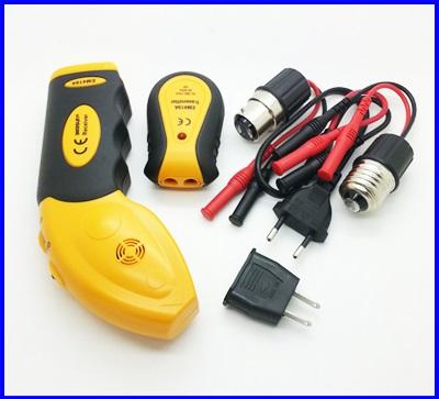 เครื่องค้นหา ตำแหน่งเซอร์กิตเบรกเกอร์ Circuit Breaker Finder Electric tool Receiver transmitter 110-220V