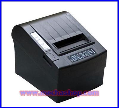เครื่องพิมพ์ใบเสร็จ เครื่องพิมพ์สลิป เครื่องพิมพ์ใบเสร็จอย่างย่อ 80MM thermal Printer Receipt printer 8220III ยี่ห้อ รุ่น 8220III USB