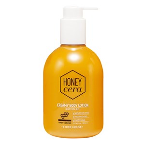 พร้อมส่ง ETUDE HOUSE Honey Cera Creamy Body Lotion 300ml