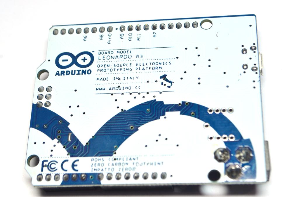 Arduino Leonardo พร้อมสาย USB