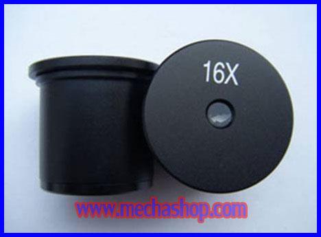 H16X เลนส์ตา Biological Microscope 4 Zeiss Leica Olympus Nikon (23.2MM)