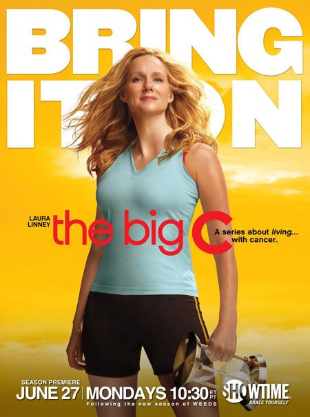The Big C Season 2 / ยิ้มเข้าไว้อย่าได้แคร์ ปี 2 / 3 แผ่น DVD (บรรยายไทย)
