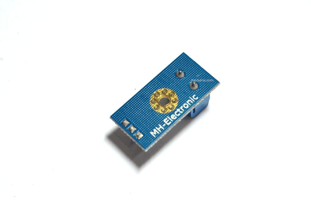 Module วัดแรงดันไฟฟ้า 0-24 โวลต์ สำหรับ Arduino Volt Meter Sensor Module For Arduino
