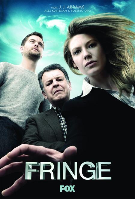 Fringe Season 1 / ฟรินจ์ เลาะปมพิศวงโลก ปี 1 / 7 แผ่น DVD (บรรยายไทย)