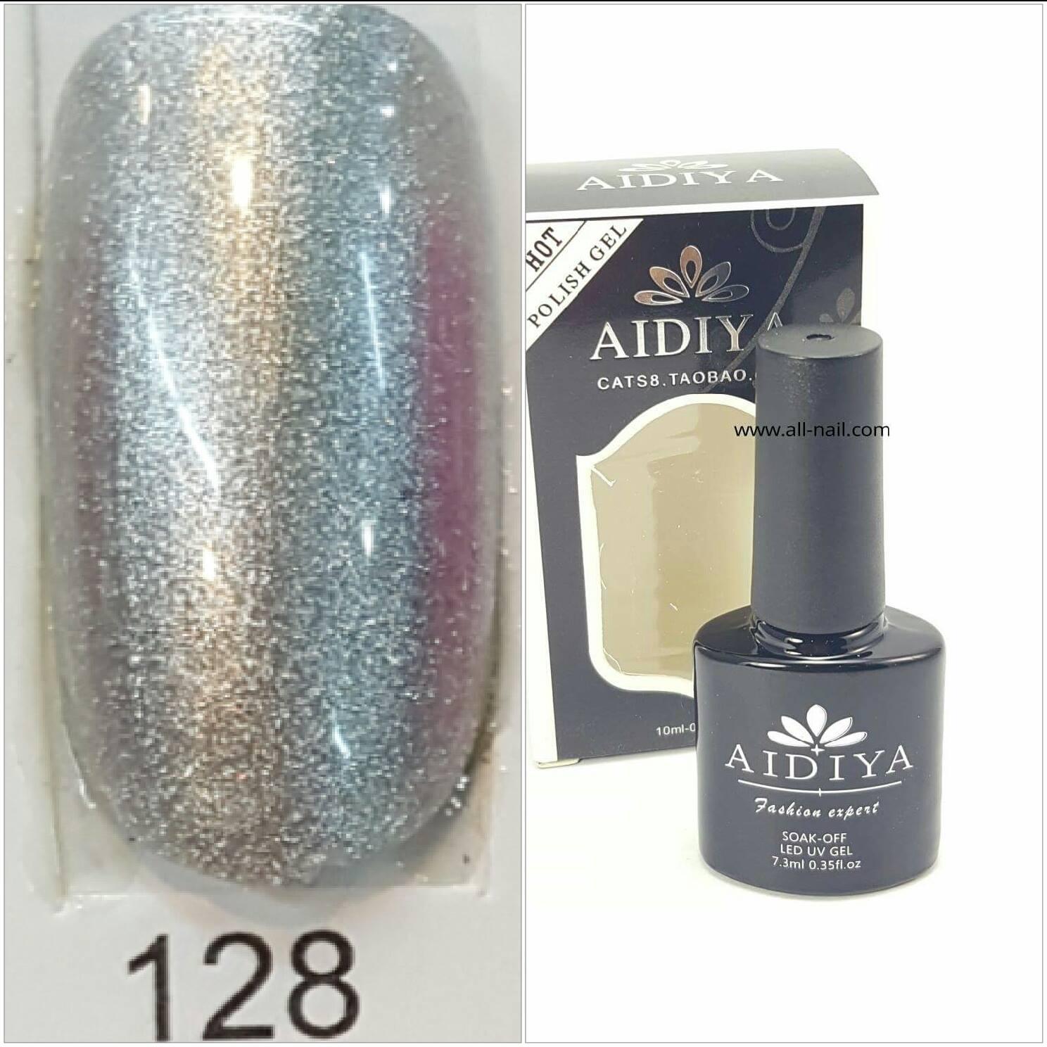 สีเจลทาเล็บ AIDIYA #128