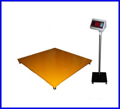 เครื่องชั่งแบบวางพื้น เครื่องชั่งน้ำหนักดิจิตอล เครื่องชั่งตั้งพื้นดิจิตอล T7E-FM1212 Digital Scale Floor scale 2000Kg /200g(ยังไม่ผ่านการตรวจรับรอง)