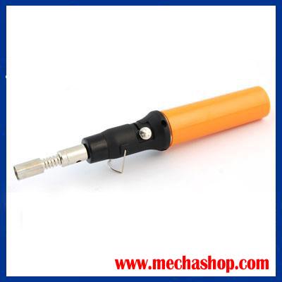 เครื่องเป่าลมร้อน เครื่องเป่าแก๊ส Cordless Pen Shape Gas Soldering Solder Iron Tool