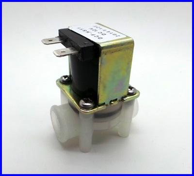 โซลินอยด์วาล์วน้ำ โซลินอยด์ไฟฟ้าปิดเปิดน้ำ โซลินอย์ปิดเปิด 2หุน Electric Solenoid Valve 12V DC 1/4