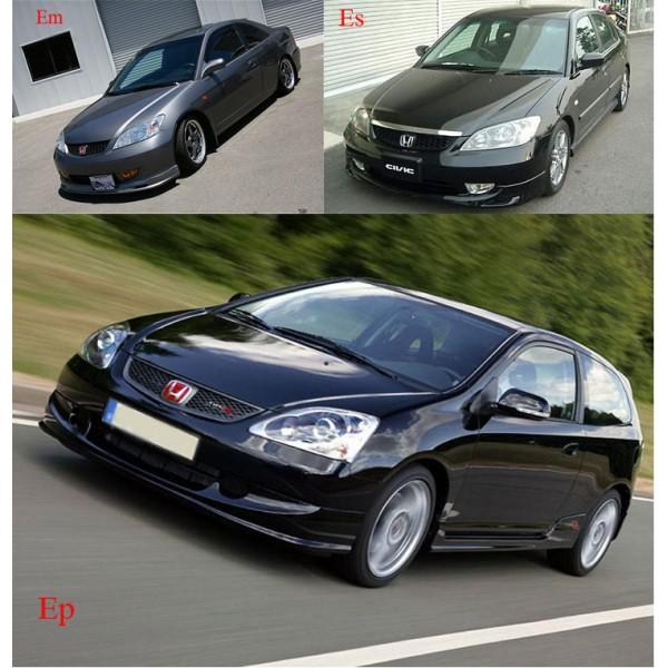 คู่มือซ่อมและ Wiring Diagram รวม Honda Civic ปี 01-05 ( โฉม ไดแมนชั่น EM, ES, EU, EP ) รวมหลายรุ่น (มี Type R)
