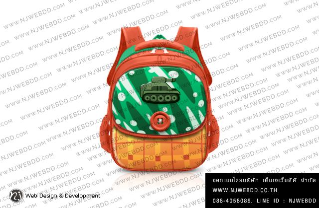 รับออกแบบลายกระเป๋า v.4 ออกแบบลายกระเป๋า น่ารักๆ