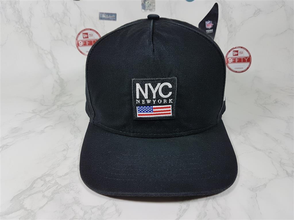 New Era NYC ฟรีไซส์ Snapback