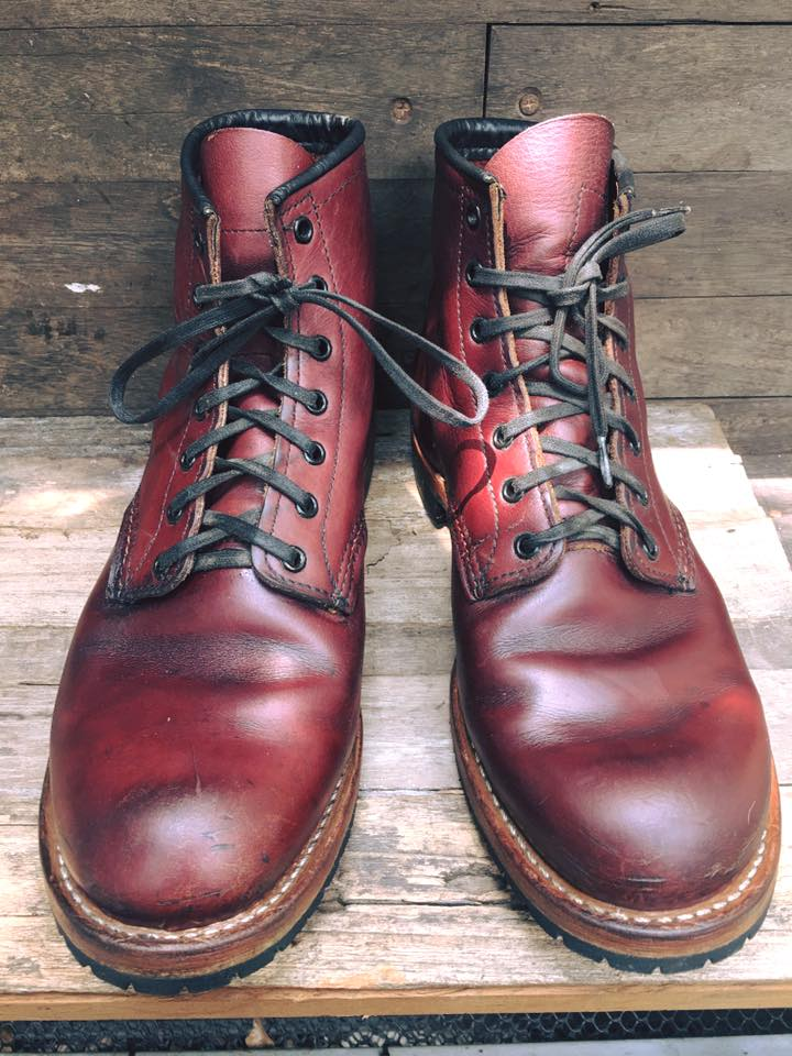 9.Red wing 9011 size 9D